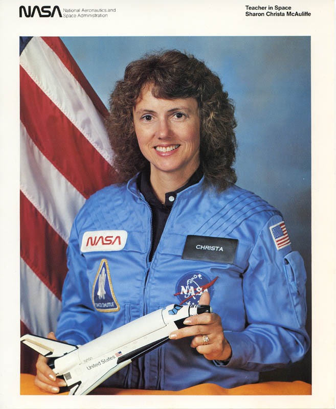 Image 3 for Christa Mcauliffe - Document Signed 09/29/1955 - HFSID 286951