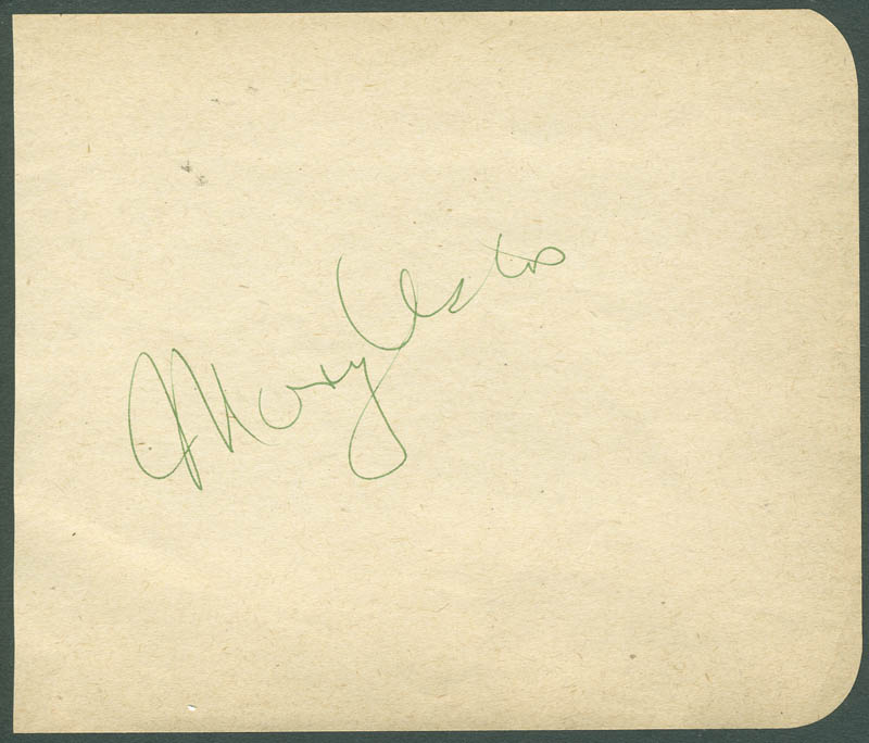 Image 1 for Mary Astor - Autograph - HFSID 287440