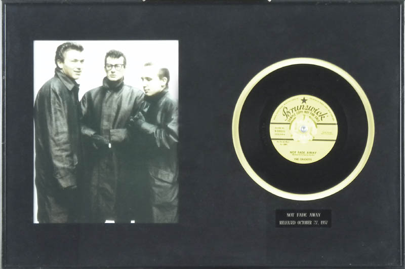 Image 1 for Buddy Holly - Record Unsigned - HFSID 287711