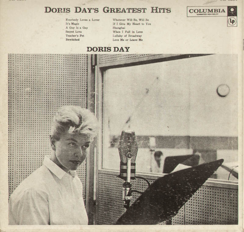 Image 3 for Doris Day - Record Album Cover Signed - HFSID 287750