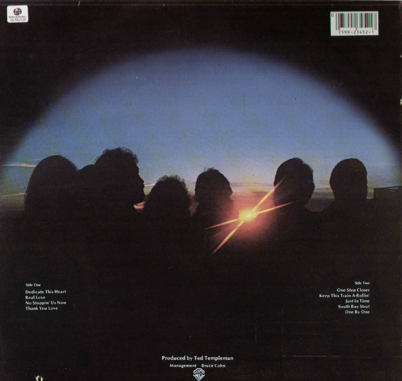 Image 3 for The Doobie Brothers - Record Album Cover Signed with co-signers - HFSID 287752