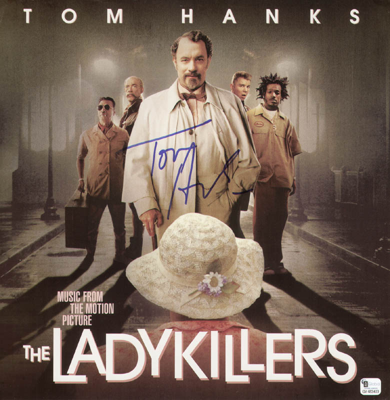 Image 1 for Tom Hanks - Record Album Cover Signed - HFSID 287755
