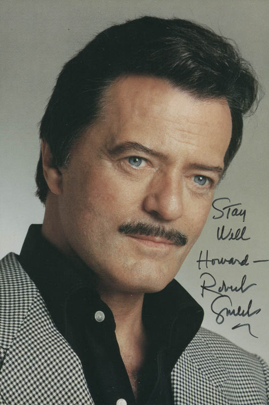 Image 1 for Robert Goulet - Autographed Inscribed Photograph - HFSID 288031