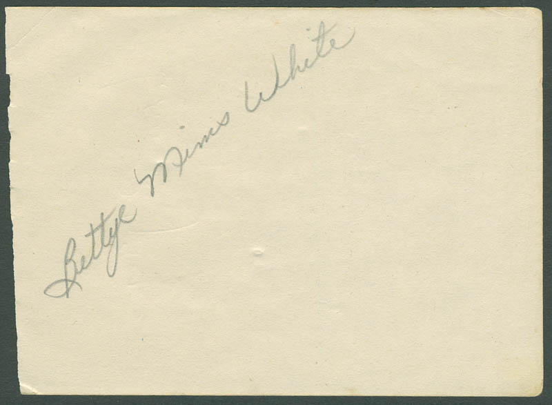 Image 3 for General Omar N. Bradley - Autograph co-signed by: Sidney Richard Yates, Bettye Mims Danoff - HFSID 288060