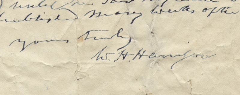 Image 4 for President William Henry Harrison - Autograph Letter Signed 07/14/1840 - HFSID 288294