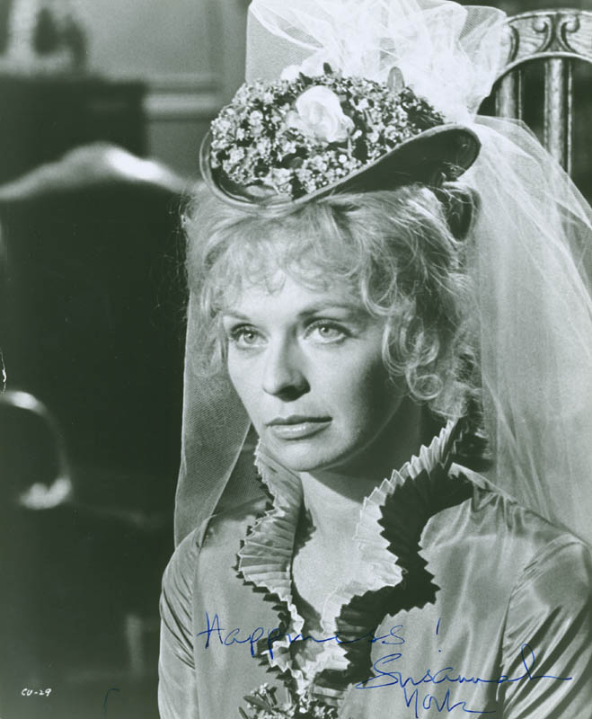 Image 1 for Susannah York - Autographed Signed Photograph - HFSID 288481