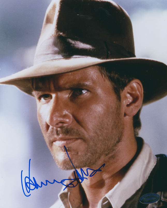 Image 1 for Harrison Ford - Autographed Signed Photograph - HFSID 288486