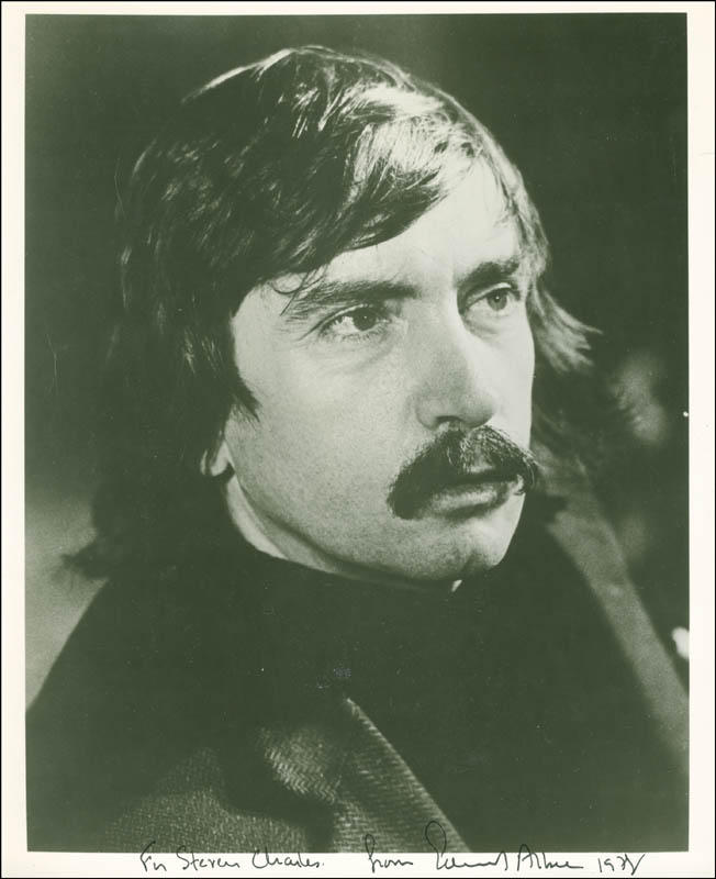 Image 1 for Edward Albee - Autographed Inscribed Photograph 1978 - HFSID 288506
