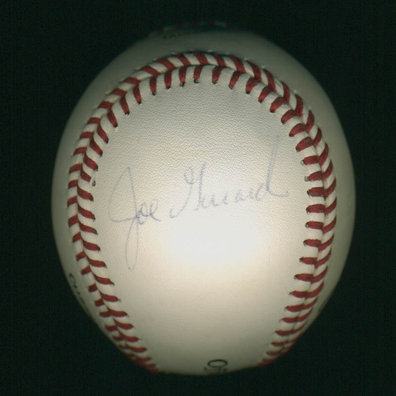 Image 1 for Joe Girardi - Autographed Signed Baseball - HFSID 288549