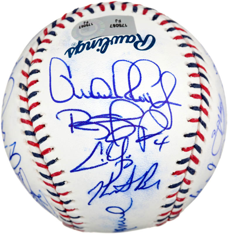 Image 3 for 2010 National League All Star Team - Autographed Signed Baseball with co-signers - HFSID 288577
