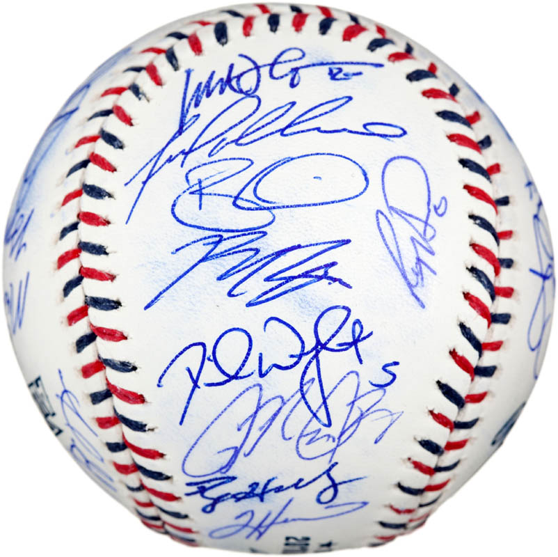 Image 4 for 2010 National League All Star Team - Autographed Signed Baseball with co-signers - HFSID 288577