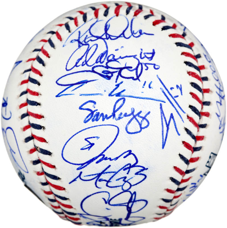 Image 5 for 2010 National League All Star Team - Autographed Signed Baseball with co-signers - HFSID 288577