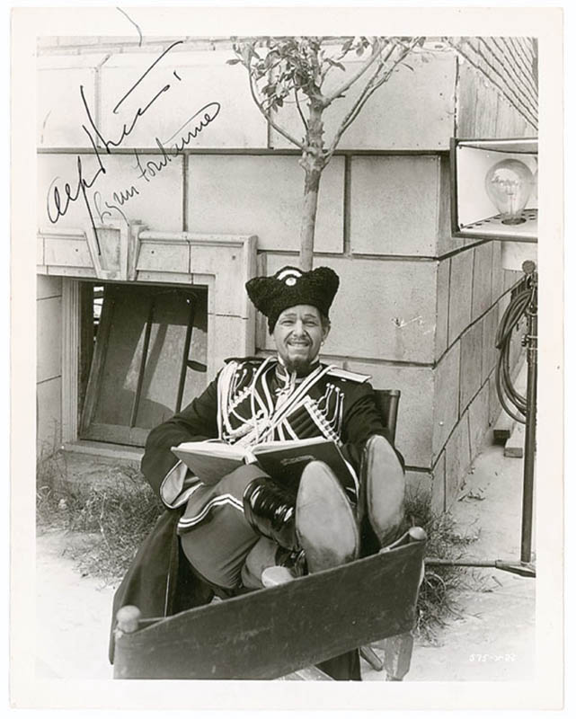 Image 1 for Alfred Lunt - Autographed Signed Photograph Circa 1935 co-signed by: Lynn Fontanne - HFSID 288738