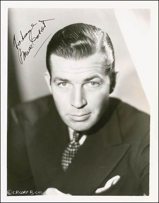 bruce cabot actor