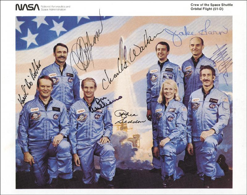 Image 1 for S. David Griggs - Autographed Signed Photograph with co-signers - HFSID 28921