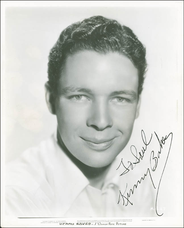 Image 1 for Ted Heath Band (Kenny Baker) - Autographed Inscribed Photograph Circa 1938 - HFSID 289365