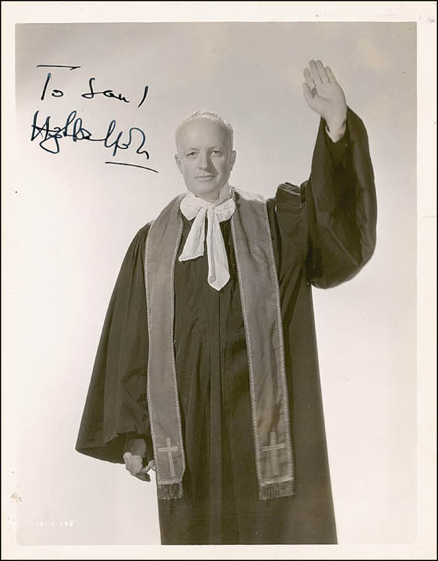 Image 1 for Sir Hugh Walpole - Autographed Inscribed Photograph Circa 1935 - HFSID 289446
