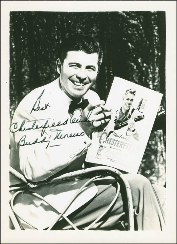 Image 1 for Buddy Moreno - Autographed Signed Photograph - HFSID 289596