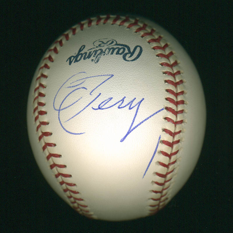 Image 1 for Chuck Berry - Autographed Signed Baseball - HFSID 289754