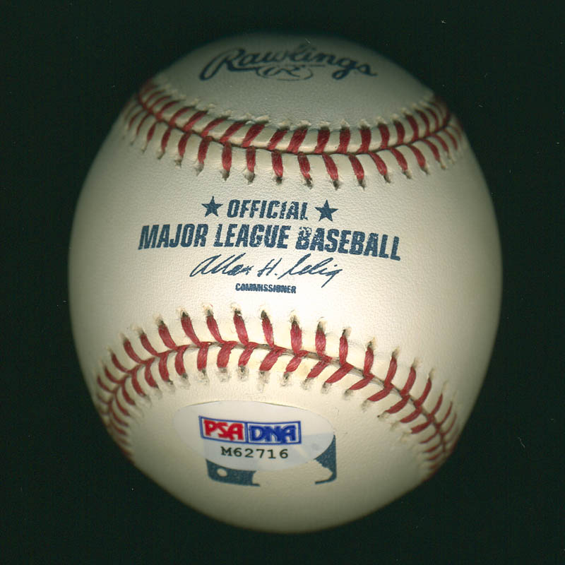 Image 3 for Chuck Berry - Autographed Signed Baseball - HFSID 289754