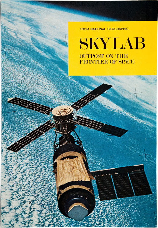 Image 4 for Skylab Space Station - Magazine Signed with co-signers - HFSID 289777
