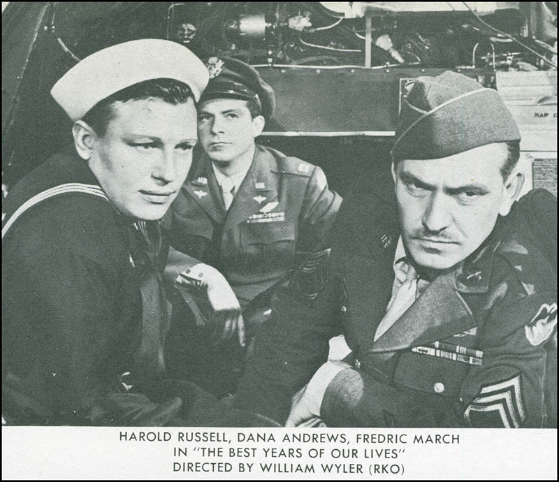 Image 3 for Fredric March - Typed Letter Signed 09/18/1941 - HFSID 290076