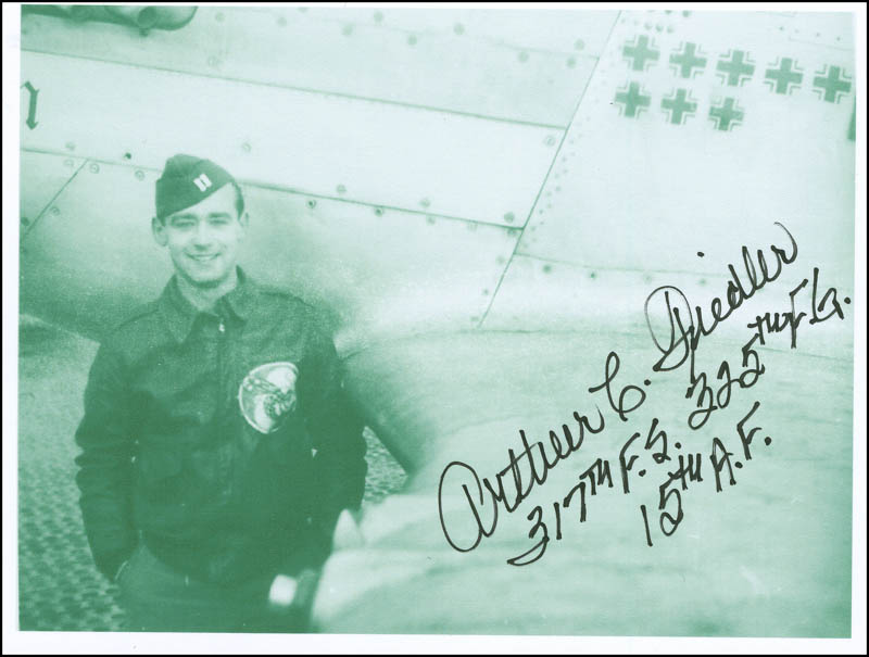 Image 1 for Colonel Arthur C. Fiedler Jr. - Autographed Signed Photograph - HFSID 290136