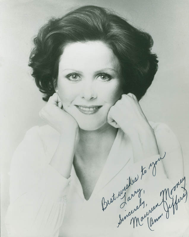 Image 1 for Maureen Mooney - Autographed Inscribed Photograph - HFSID 290330