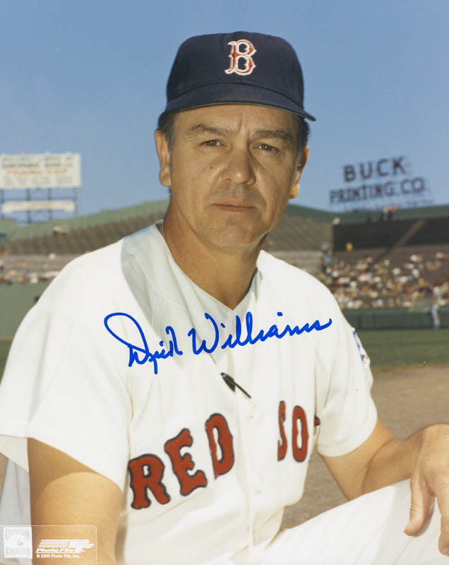 Image 1 for Dick Williams - Autographed Signed Photograph - HFSID 290385