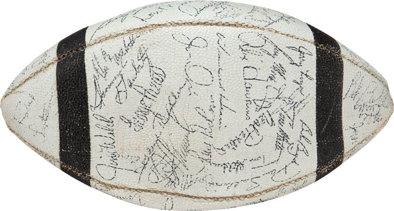 Image 4 for 1963 Baltimore Colts - Football Signed with co-signers - HFSID 290653