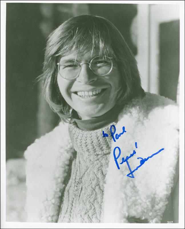 Image 1 for John Denver - Autographed Inscribed Photograph - HFSID 291973