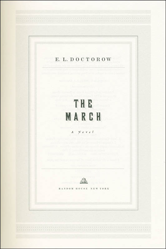 Image 4 for E. L. (Edgar Lawrence) Doctorow - Book Signed - HFSID 291993