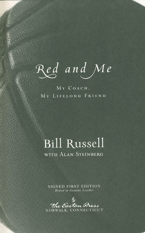 Image 5 for Bill Russell - Book Signed - HFSID 292231