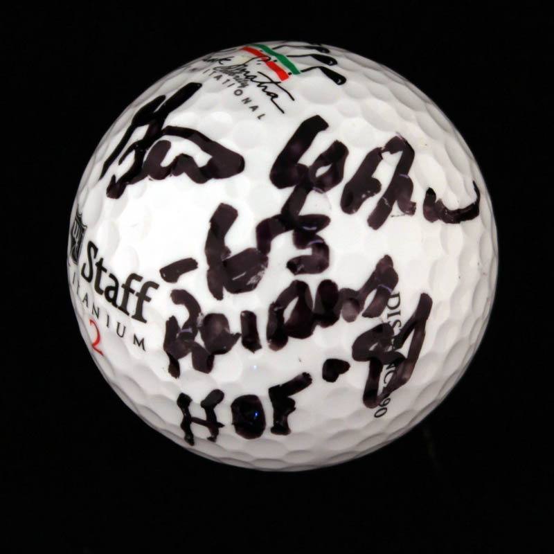 Image 1 for Gene Upshaw - Golf Ball Signed - HFSID 292488