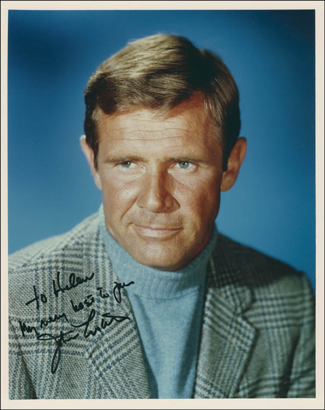Image 1 for John Lupton - Autographed Inscribed Photograph - HFSID 292571
