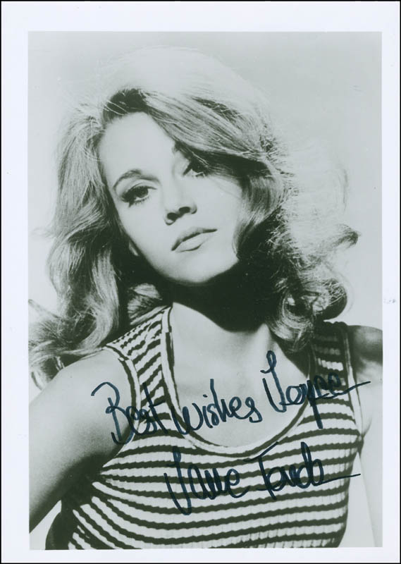 Image 1 for Jane Fonda - Autographed Inscribed Photograph - HFSID 292626