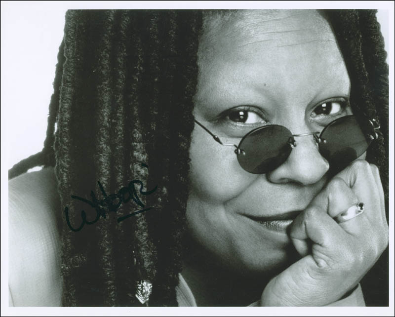 Image 1 for Whoopi Goldberg - Autographed Signed Photograph - HFSID 292692