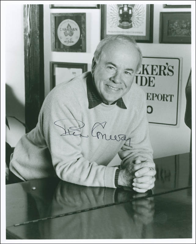 Image 1 for Tim Conway - Autographed Signed Photograph - HFSID 292693