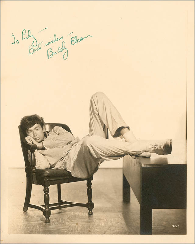 Image 1 for Buddy Ebsen - Autographed Inscribed Photograph - HFSID 292783