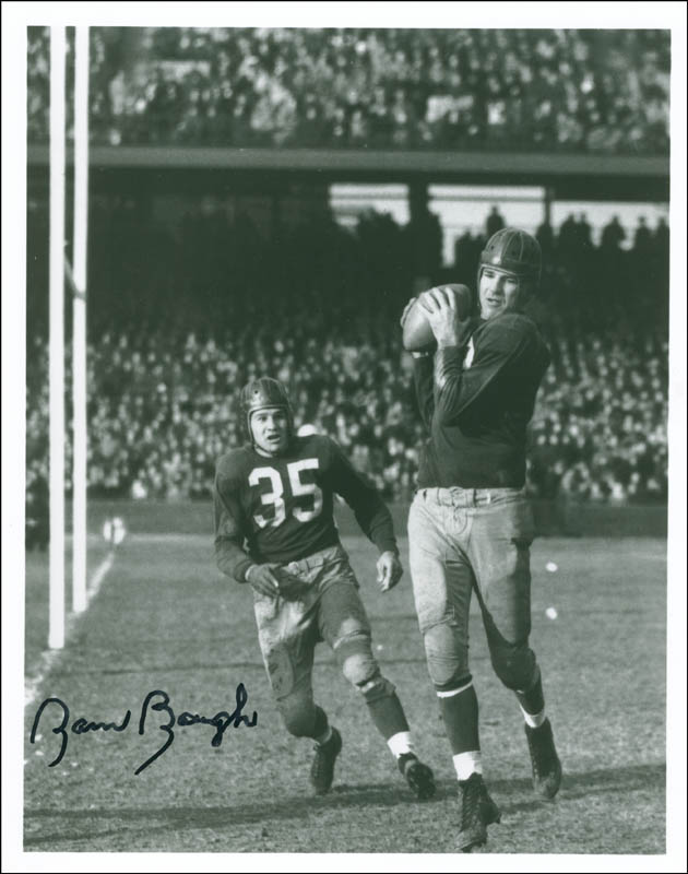 Image 1 for Sammy Baugh - Autographed Signed Photograph - HFSID 292822