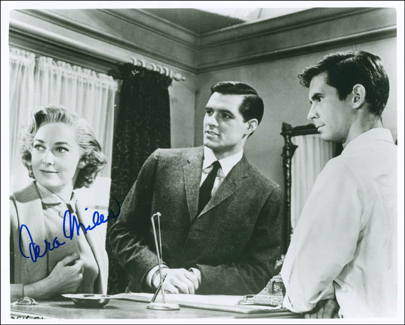 Image 1 for Vera Miles - Autographed Signed Photograph - HFSID 292882