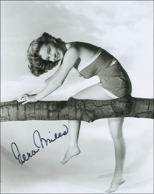 Image 1 for Vera Miles - Autographed Signed Photograph - HFSID 292883