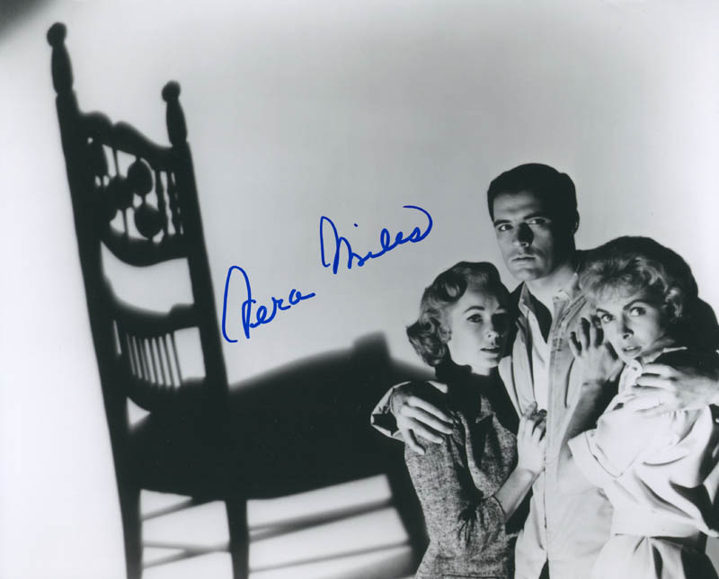 Image 1 for Vera Miles - Autographed Signed Photograph - HFSID 292884