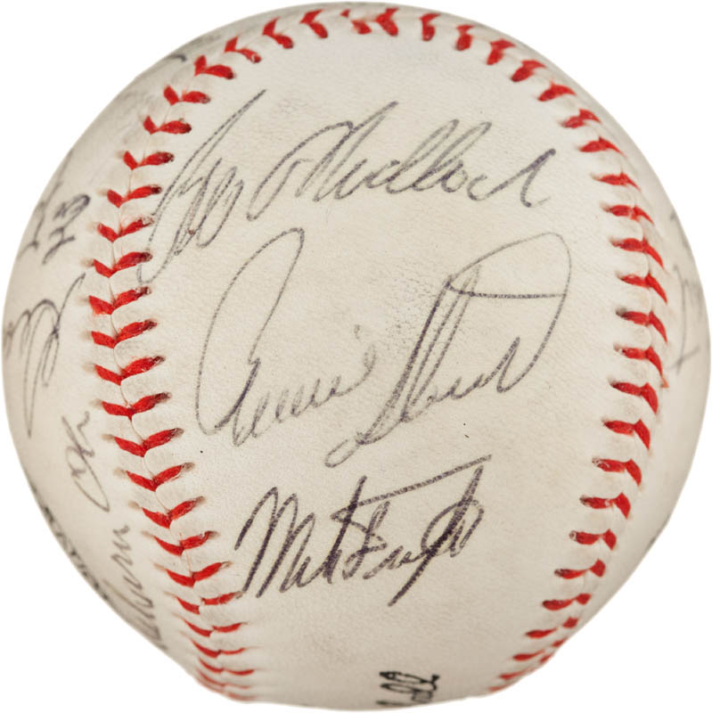 Image 4 for Sadaharu Oh - Autographed Signed Baseball 1992 with co-signers - HFSID 293065