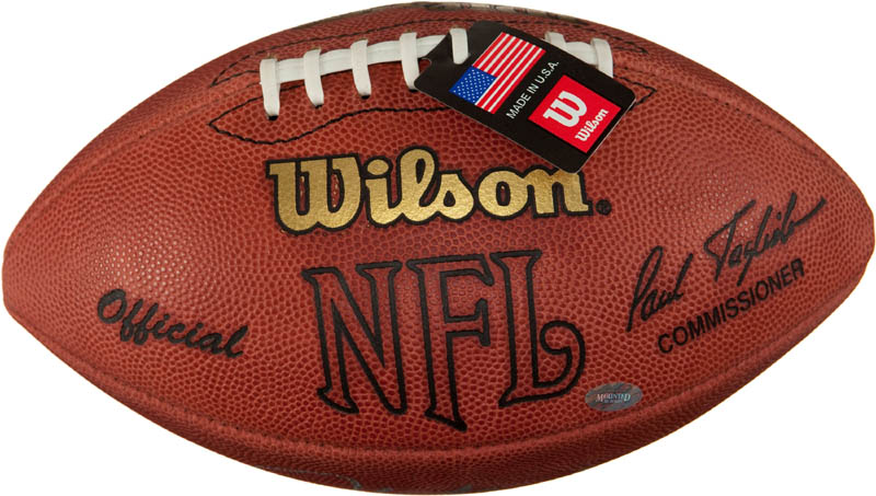 Image 3 for John Elway - Football Signed - HFSID 293079