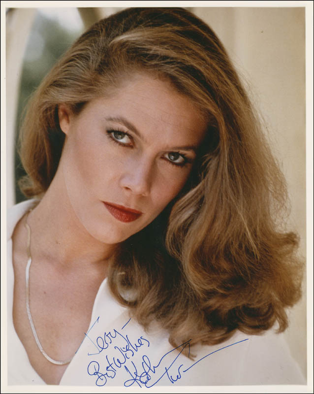 Image 1 for Kathleen Turner - Autographed Inscribed Photograph - HFSID 293133