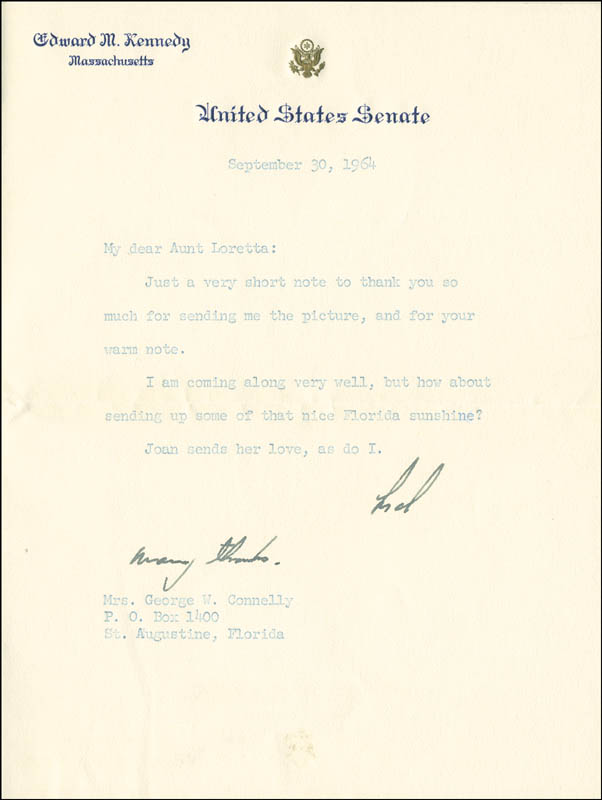 Image 11 for President John F. Kennedy - Collection - HFSID 293150