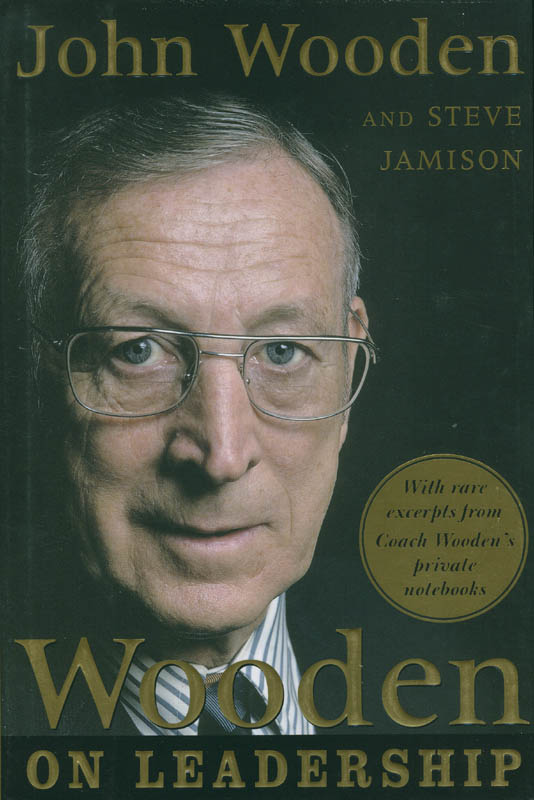 Image 3 for John Wooden - Book Signed - HFSID 293820