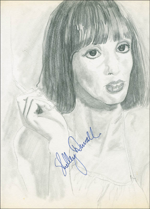 Image 1 for Shelley Duvall - Original Art Signed - HFSID 293950