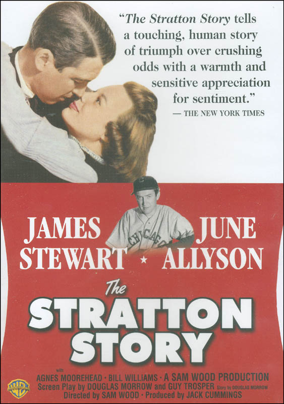 Image 24 for Stratton Story Movie Cast - Collection Circa 1948 With Bill Williams, James 'Jimmy' Stewart, Agnes Moorehead, June Allyson, Bill Dickey, Frank Morgan, Claude Jarman Jr., Sam Wood, Jack Cummings And Others - HFSID 294066